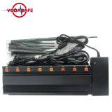 8 Stoorzender van de Telefoon van de Cel van de antenne 3G 4G de Slimme, GSM CDMA 3G 4G GPS van de Radio van VHF van wi-FI de UHFGSM Stoorzender van het Signaal van de Telefoon van de Cel