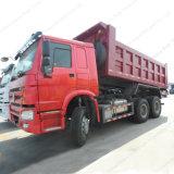 HOWO 디젤 18 M3 336HP Sinotruk 6X4 덤프 또는 팁 주는 사람 트럭