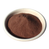 Granate de superior calidad de la superficie la superficie de arena para la limpieza de los contaminantes