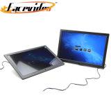 Conception personnalisée en usine de 15,4 pouces HD Cadre photo numérique LCD Publicité Média Player