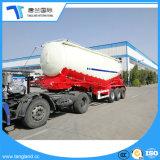 3 EIXOS barato 40 45 50 60 toneladas petroleiro do Depósito de Pó de Silo de Reboque de cimento para venda