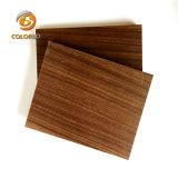 Des performances fiables en bois Micro-Perforated Panneau acoustique