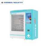 Snack y bebidas cosmética Self Service de máquinas expendedoras de DVD en venta