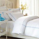 普及したサテンのホテルの寝具の一定の寝具の卸売の織物(JRD768)