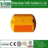 Certificado CE de la carretera de plástico de 3m Stud