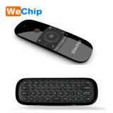 2018 горячая продажа Wechip W1 2.4G пульт дистанционного управления для телевизора Android Окно Smart TV Wechip W1