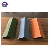 Los chips de arena de color de la naturaleza de hoja de techos de cartón ondulado Nosen Teja