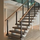 Câble en acier inoxydable - Deck de balustrades & porche - Fil de pontage de balustrades balustrade