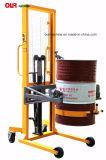 2018 neuer Da450 Stahlhydraulischer Palletizer Trommel-Plastikrotator