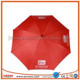 ombrello su ordinazione di pubblicità promozionale esterno di golf 27inch