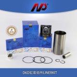 De Uitrusting van de Voering van de Vervangstukken van de Motor van Volvo van de Machines van de bouw D6D