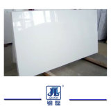 Pierre de marbre artificiel blanc pour cuisine/salle de bains/comptoir mural/étage//Vanity Tops