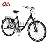 La Chine de bonne qualité de la rue de la ville Vélo Electrique Vélo Dame E-Bike OUTDOOR Ride pièces 100km Shimano
