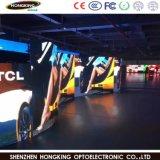 Alquiler de fase P3.91 Vídeo LED de interior en color de pared para pantalla de LED