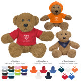 Super weicher Teddybär-alte Art-Teddybär