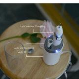 Diseño minimalista de patentes de cepillo de dientes eléctrico sónico recargable con esterilizador