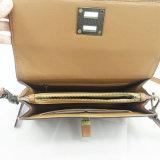 Yc-H183 Handtas van het Leer van de Korrel van de Vervaardiging van de fabriek de Hoogste Echte voor Dames