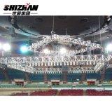 Châssis en aluminium de la structure de treillis pour stand d'éclairage ou l'événement
