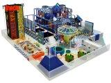 Mich Piscina Soft parque infantil com arco-íris Net
