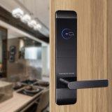 Hôtel élégant en aluminium Tediton Serrure de porte avec clé de la carte à puce système d'hôtel