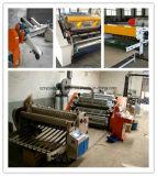 Papelão ondulado de camada 2 linha de produção de máquinas de embalagem de papelão