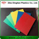 Livro branco de alta densidade de placas de espuma de PVC para aplicação de mobiliário de exterior