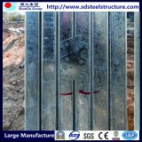 Estructura de acero de arco Edificio de almacenamiento de carbón seco cobertizo