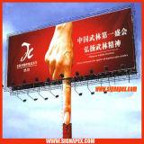 Haute brillance Frontlit PVC Flex pour la publicité (SF550 500D 500D*9*9)