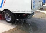 10 toneladas de la calle caliente de la venta que se lava del carro 4*2 de camino de carro del barrendero