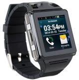Ik8 Smart Watch, Android Watch mobiele telefoon, Pols mobiele telefoon, Phone Watch CPU Mtk6577, Cortex A9 Dual Core, 1,0 GHz