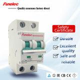 DC MCB автомата защити цепи Fnl7-63 IEC60947 63A 2p миниый