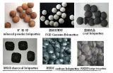 De Briketten die van de Bal van het Kolengruis Machine voor Verkoop maken