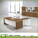 L-förmiger Büro-Möbel-Metallbein-Büro-Schreibtisch