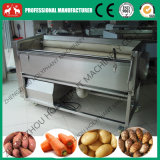 De bonne qualité et de lave-glace au gingembre prix d'usine Peeler Machine