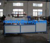 certificado CE Palstic Janela de PVC e a linha de fabricação de Perfil de porta