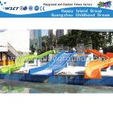 Parque de água plástica Jogos divertidos de água (M11-04901)
