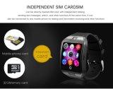 Камера SIM TF поддержки Smartwatch запястья руки вахты Gt09 Bluetooth франтовская