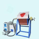 15kw poluição baixa operação fácil indução de laboratório do forno de fundição