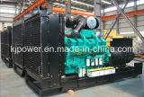 Ensemble de générateur diesel 1000kVA alimenté par Cummins Engine en stock
