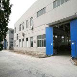 Edificio de acero prefabricado del panel de emparedado de la estructura de acero/almacén de acero