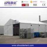 Grande tenda del magazzino della tenda con poliestere PVC-Rivestito