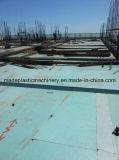 PVC di WPC che pela la riga di Extrution della scheda della gomma piuma
