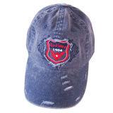 Тяжелых вымыта бейсбола колпачки с логотипом сердца Gjwd1718