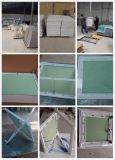 Plateau de gypse Panneau d'accès au plafond Aliminum
