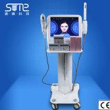 Machine de serrage vaginale de déplacement de ride de peau de face de constructeurs d'ultrason de la Chine