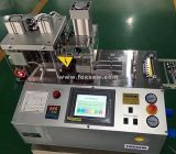 Hole Punching를 가진 컴퓨터 Hot Knife Webbing Cutting Machine