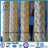 8 Seil der Strang-UHMWPE für Liegeplatz
