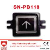 Farbe Optional Elevator Push Button für Hyundai (SN-PB118)