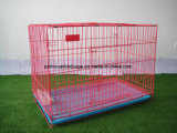 Клеть собаки горячего надувательства складывая, складывая клетка любимчика, дом собаки любимчика