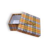 Jy GO72 Disque Storge papier Emballage de cadeau Box